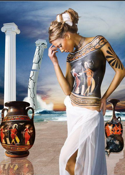Боди Арт (Body art)