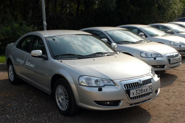 Volga Siber - в продаже!