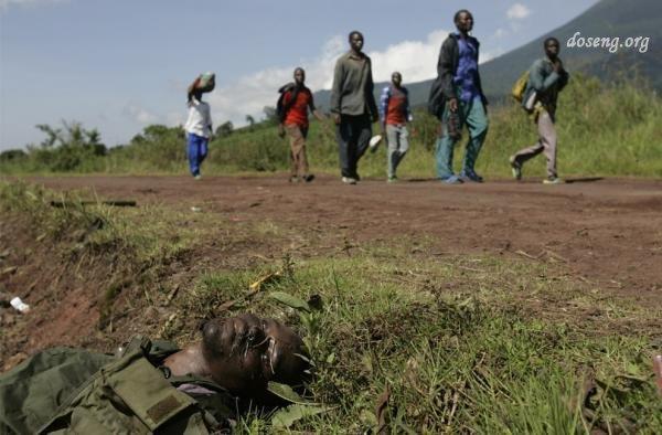 Конфликт в Конго (31 фото)