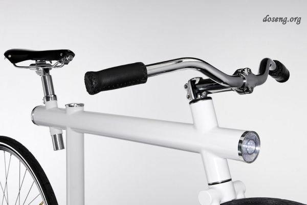 Велосипед от студии дизайна Dovetusai
