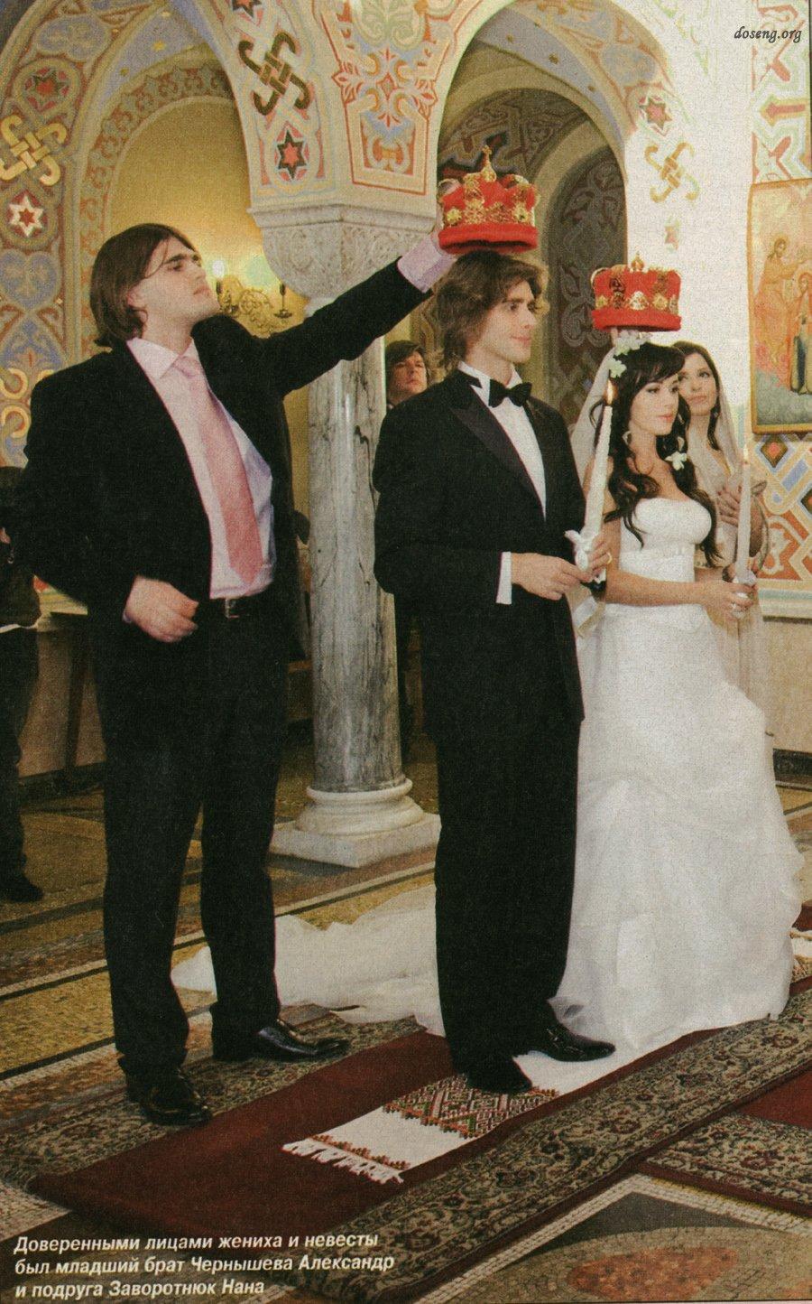 Мария добржинская фото со свадьбы