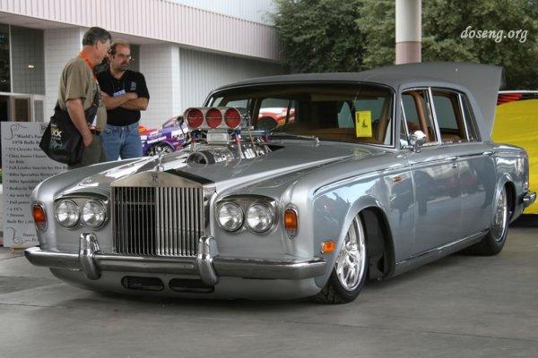 Самый быстрый в мире Rolls Royce (6 фото)