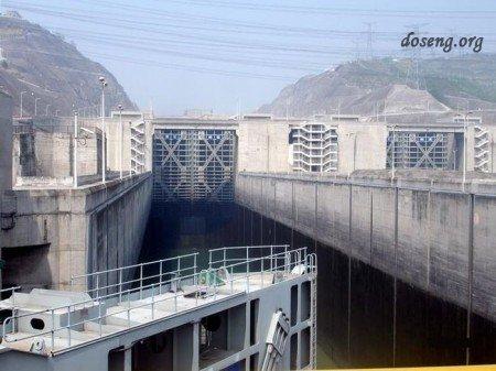 Самая большая плотина в мире