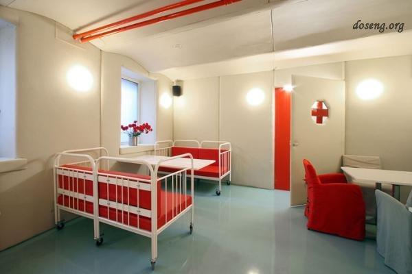 """""""Hospitalis""""- ресторан в Риге"""