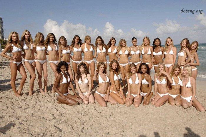 Пляжи майами фото девушек