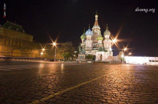 Ночная Москва (29 фото)