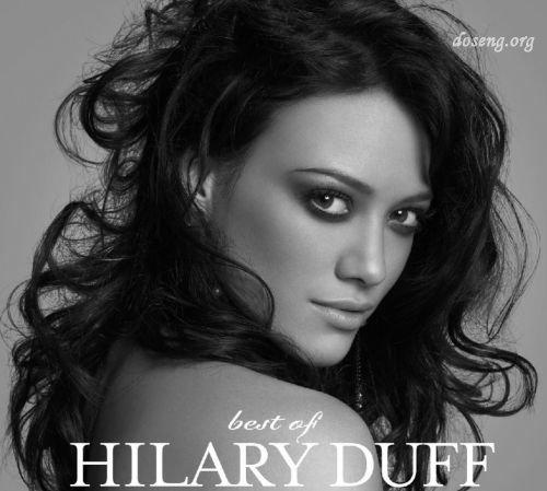 Хилари Дафф снялась в фотосессии для своего альбома Best of Hilary Duff.