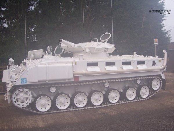 И танк может стать лимузином