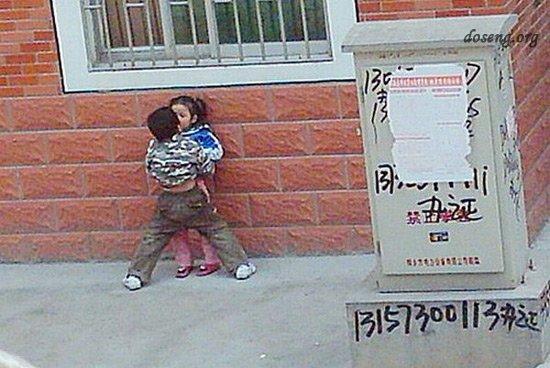 Детская любовь по-китайски