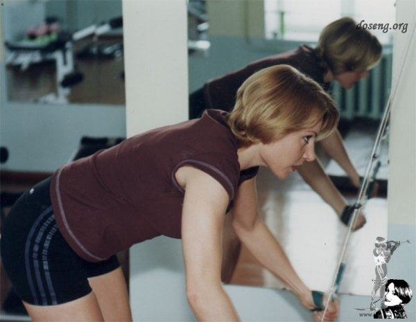 Альбина  Ахатова - олимпийская чемпионка