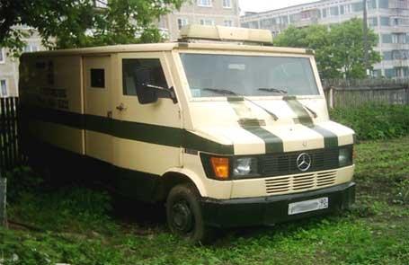 В Москве охранник угнал инкассаторский автомобиль с 20 миллионами рублей