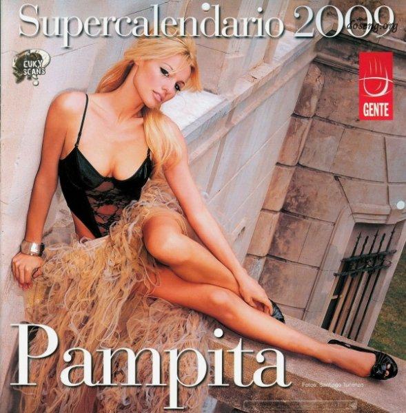 Каролина Ардохайн (Carolina Ardohain) для календаря 2009