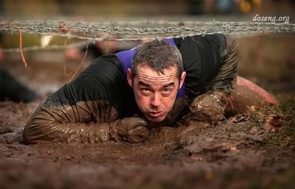 Tough Guy Challenge 2009 - испытание на прочность (25 фото)
