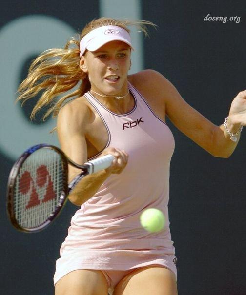 сексуальные фото теннисисток