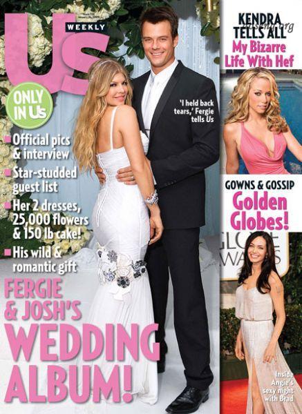 Свадебные фото Fergie
