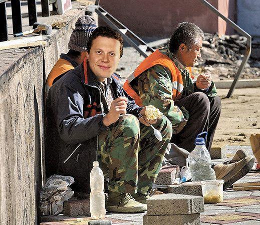 Известные люди во время кризиса (49 фото)