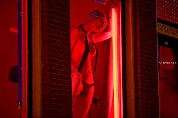Квартал красных фонарей (49 фото)