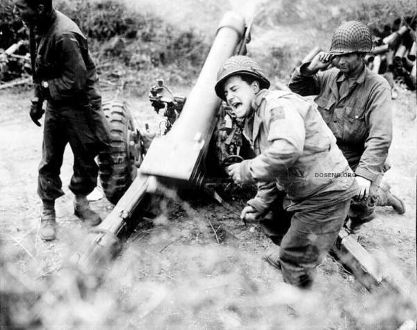 Большая подборка фотографий Второй мировой войны (104 фото)