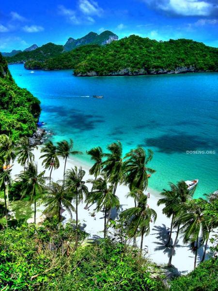 Райские острова (16 фото)