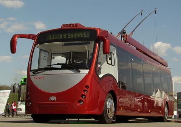 Белорусские троллейбусы будут ездить по Петербургу