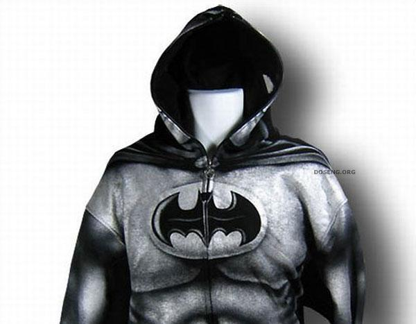 Бэтмен-куртка (3 фото)