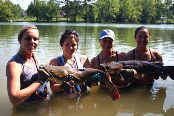 друзья рыбаки фото