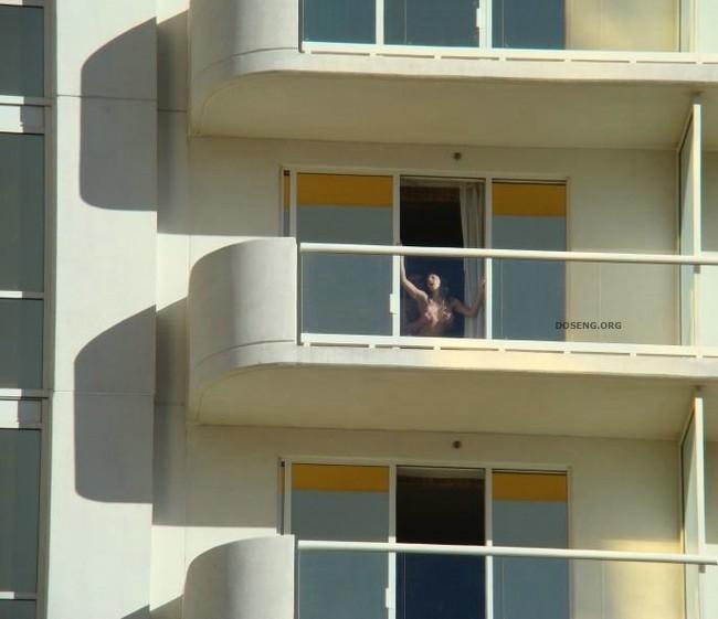 домашнее фото девушек на балконах онлайн