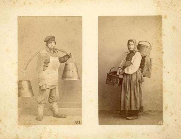 Россияне 150 лет назад (22 фото)