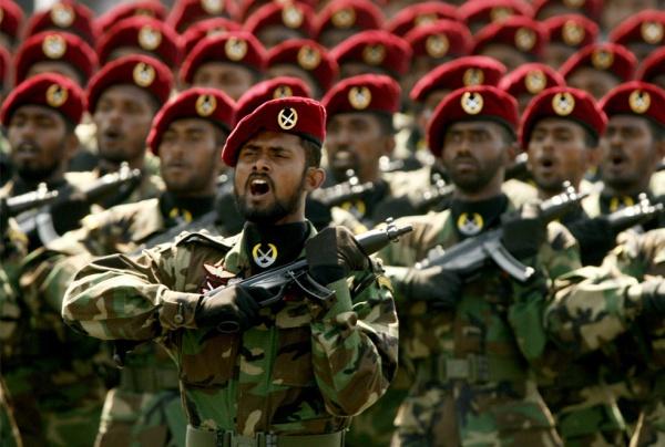 Затяжная гражданская война в Шри-Ланка( фото)