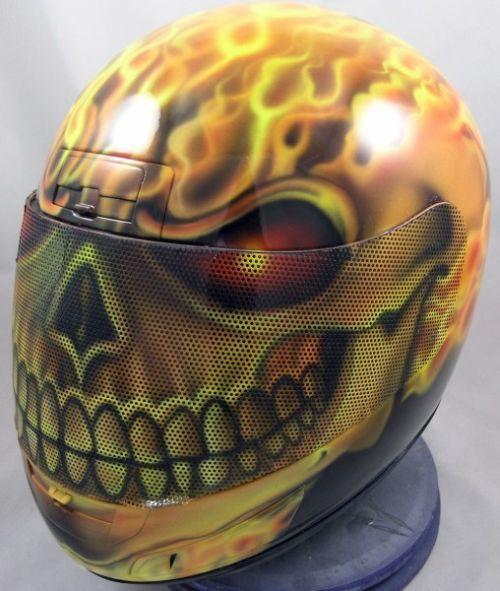 Шлемы для мотоциклистов 44 фото