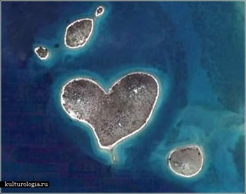 Сердца, созданные природой