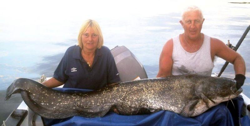 рыбаки размер рыбы фото