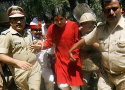 В Индии арестован внук Индиры Ганди