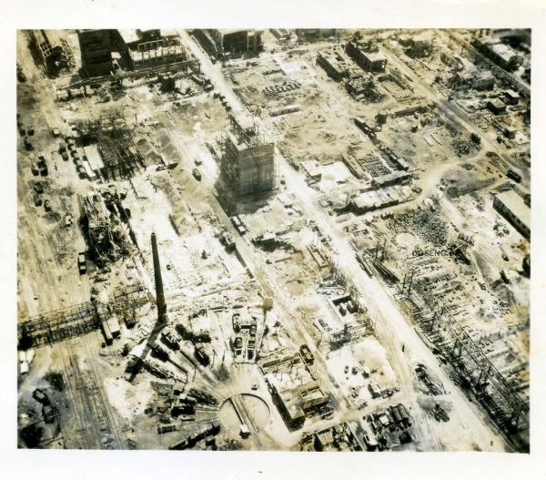 После окончания войны - Немецкие города (19 фото)