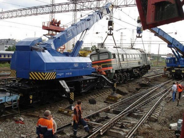 Аварии поездов (37 фотографий)