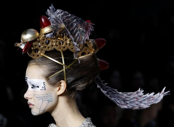 Неделя высокой моды в Париже (24 фото)