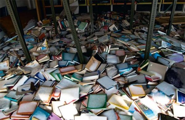Заброшенные школы. Детройт (12 фото)