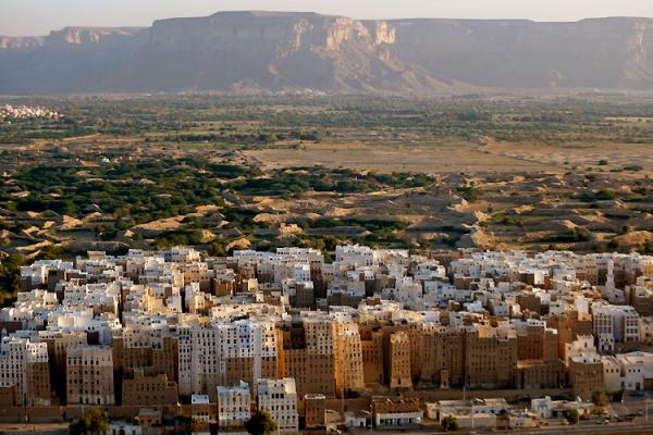 Старейший город небоскрёбов в мире (16 фото)