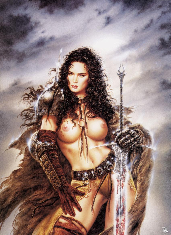 Naked Medieval Fantasy Women