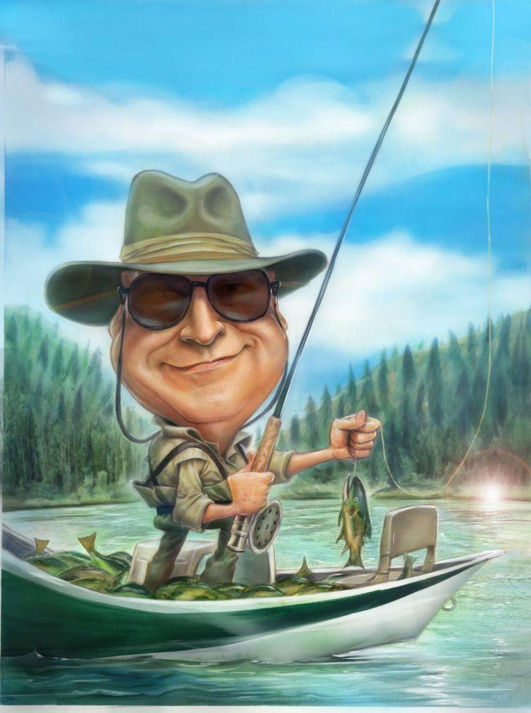 заведения рыболовные веселые картинки круто, здорово, это