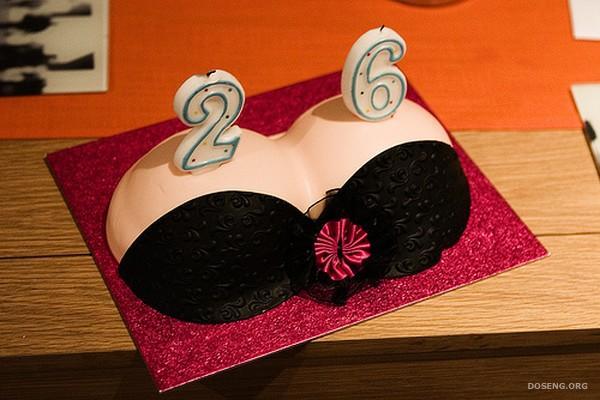 Оригинальные торты (25 фото)