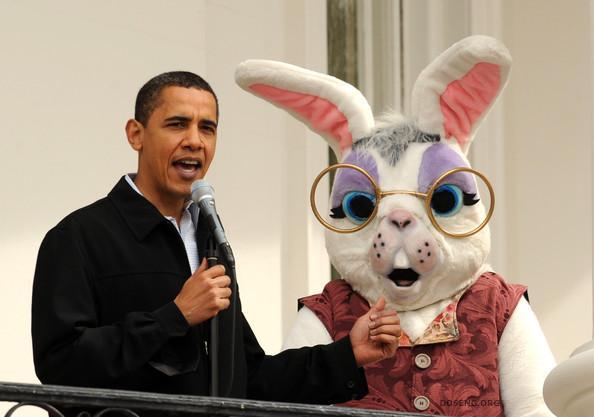 Пасхальный праздник для детей в Белом доме (19 фото)