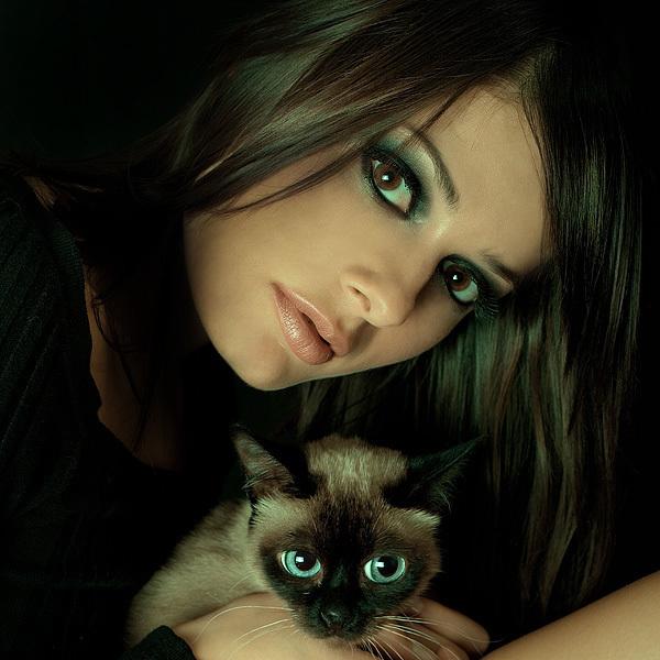 Женщина-кошка (45 фото)