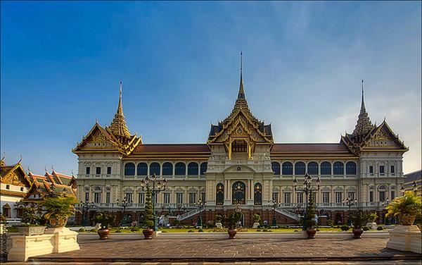 Королевский дворец, Бангкок (20 фото)