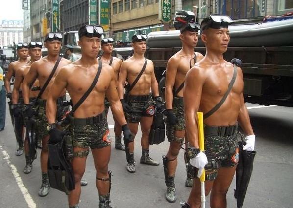 Спецназ Тайваня (14 фото)