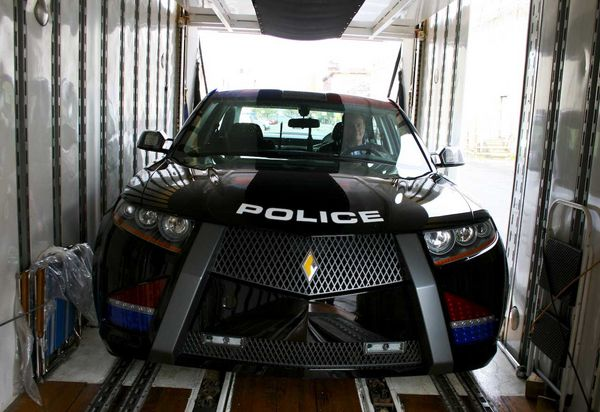 На службе Нью-Йоркской полиции (28 фото)