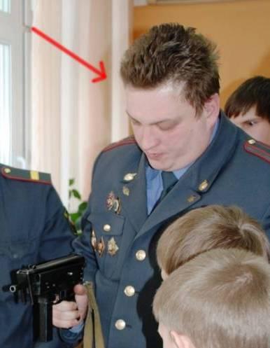 Начальник ОВД «Царицыно» убил трех и ранил шесть человек