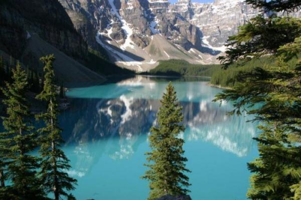 Неповторимая красота канадской природы (35 фото)