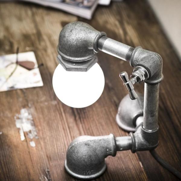 Настольные лампы (7 фото)