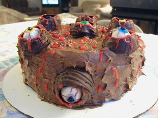 Не аппетитные тортики (28 фото)